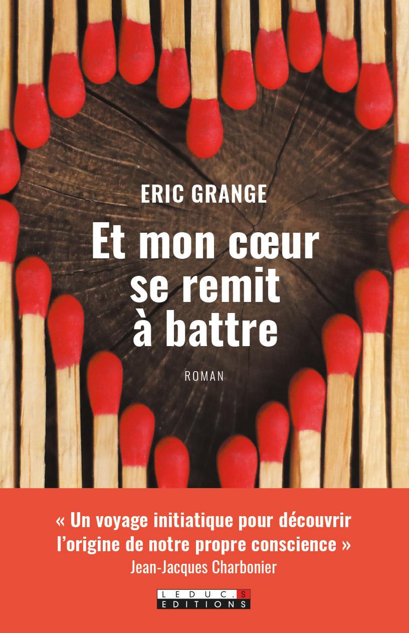 couverture roman Eric Grange